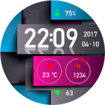 Stratos MW UL Watch Face