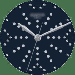 Swatch Flocon Haylou Solar Watch Face