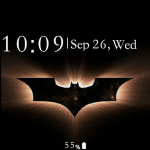 The Bat Watch Face