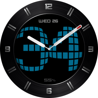Thors 20 Android Watch Face