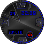 Time Gate Watch Face