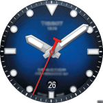Tissot 02a Watch Face