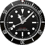 Tudor Watch Face