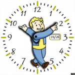 Vault Boy Watch Face