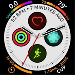 VM 164 Watch Face