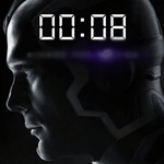 Vm 166 (AVENGER) Watch Face