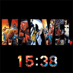 VM 318 (Marvel) VXP Watch Face