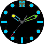VM 333 VXP Watch Face