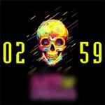 VM 334 (SKULL) VXP Watch Face