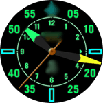 VM 348 Watch Face