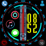 VM 349 Watch Face