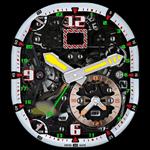 VM 350 Watch Face