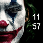 VM 356 (Joker) Clock Face
