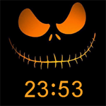 VM 358 (Halloween) VXP Watch Face