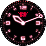 VMV105 Analog Pack Watch Face