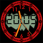 VM 620 Watch Face