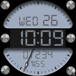 VM 626 A Watch Face