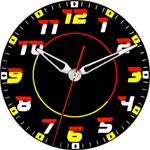 VM 630 VXP Watch Face