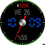 VM 636 A Watch Face