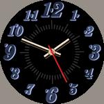 VM 650 Clock Face