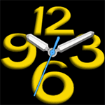 VM 654 Watch Face