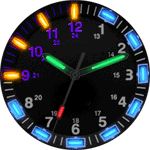 VM 657 Watch Face