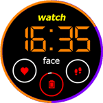 VM 670 VXP Watch Face