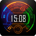 VM 72v Watch Face
