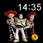 VM 99v (Toy Story) VXP Watch Face