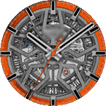 Zenith 04 VXP Watch Face