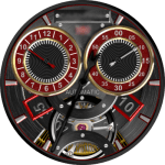 Cavendish Modern Watch Face