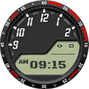 Dual Clock VXP Watch Face