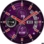 Gplus a 2 Watch Face