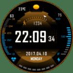 Huawei Sp1 Watch Face