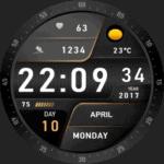 Huawei sp3 Clock Face