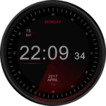 Interaction 1 Clock Face
