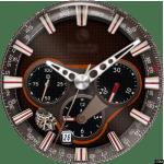 Mercedes Watch Face