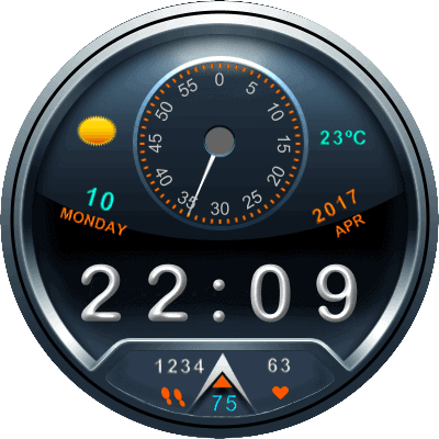 Navi Android Watch Face