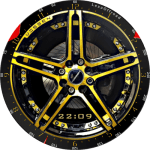 Ring Watch Face