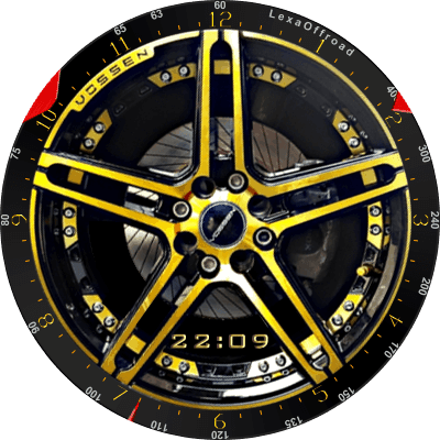Ring Android Watch Face