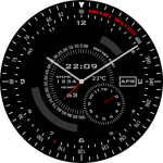 S M Watch Face