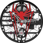 Spiderman VXP Watch Face