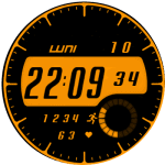 Taxi v Eng Watch Face