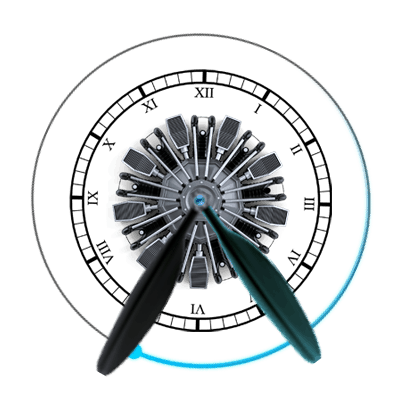 Wind Stick Android Watch Face